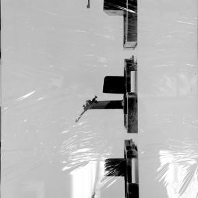 Armas simuladas. Tannenberg | 1976 | Sales de plata en gelatina | 70 x 100 cm