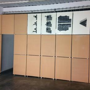 Armas simuladas | 1976 | Vistas de sala