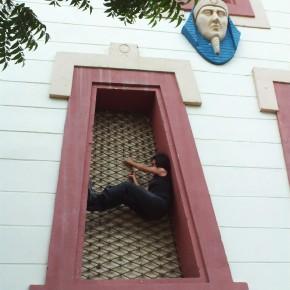 Retén de Maracaibo | 2010 | Fotoasalto | Inyección de tinta sobre papel fotográfico semisatinado Edición de 8 + PA 37 x 50 cms. Fotografía de Gabriela Gamboa Saez