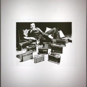 Carlos Anzola | Negatoscopio II | 2013 | Técnica mixta | 47 x 37 x 13 cm