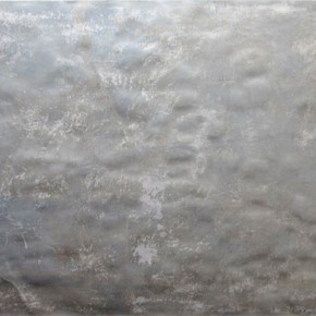 Esmelyn Miranda | Reverón desgajado | 2013 | Esmalte sobre papel | 77 x 62 cm