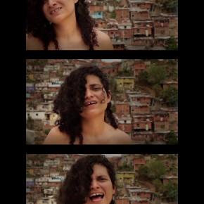 "Érika Ordosgoitti | Me abro la cabeza | 2013 | Intermedia | 4'39"""