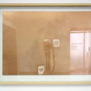 Esmelyn Miranda | Bellerman en cobre | 2013 | Esmalte sobre papel | 82 x 62 cm