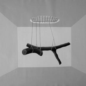 Rosario Lezama | Zoocosis | 2012 | Acrílico sobre tela | 67 x 79 cm
