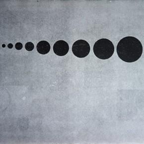 Fase I | 2013 | Monotipo sobre papel | 58,5 x 76 cms