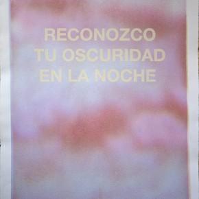 Atardeceres XI | 2013 | Serigrafía sobre papel | 64 x 49 cm