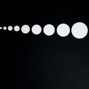 Fase II | 2013 | Monotipo sobre papel | 58,5 x 76 cms