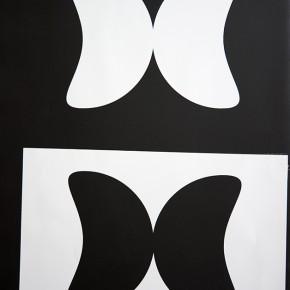 Bóvedas VII I 2013 | Monotipo sobre papel | 76 x 58,5 cm