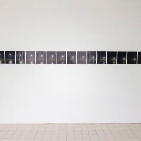 Suwon Lee | Moonset | 2013 | Inyección de tinta sobre papel | 17 fotos de 29.5 x 22.5 cm c/u