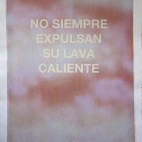 Atardeceres VI | 2013 | Serigrafía sobre papel | 64 x 49 cm