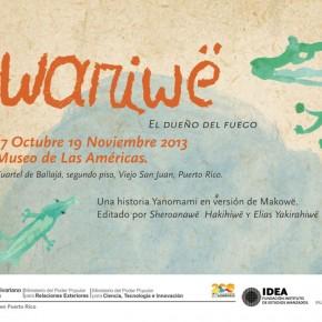 Iwariwë invitación