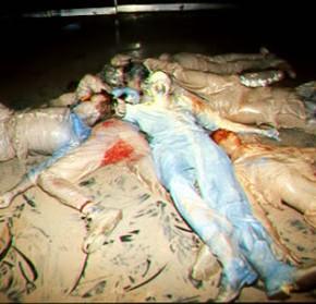 Juan Loyola (1952-1999) | Asalto por dignidad a los tribunales de justicia y oficinas del Congreso Nacional de la República de Venezuela (1990) | Registro en video de performance realizado en la Esquina de pajaritos, Caracas