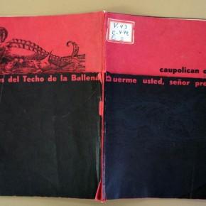 Caupolicán Ovalles (1936 - 2001) | ¿Duerme usted, señor presidente? (1962) | Poema | Biblioteca Nacional de Venezuela, Caracas