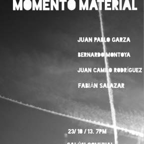Monumento material Invitación