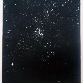 Cosmico II | 2013 | Monotipo | 41 x 30 cm