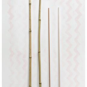 15. Sin titulo con varas y zig zag | 2013 | Impresión digital sobre papel de algodón | 70 x 52,5 cm