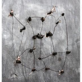 4. Acción con carboncillo #1 | 2013 | Impresión digital sobre papel de algodón | 50 x 37,5 cm