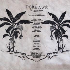 Pore Awë | Juan José Olavarría
