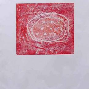 Shapono | 2013 | Colografía | 77 x 57 cm | Edición de 10