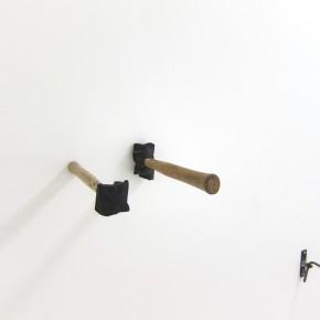 Ensayo de dominio |Masa sobrante | 2013 | Abrasión mecánica, martillos de goma, tornillos