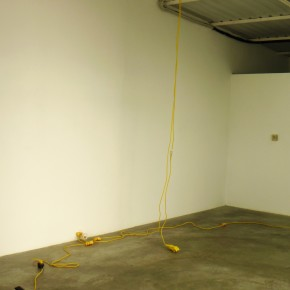 Parodia sobre escape | 2011 | Vista de sala