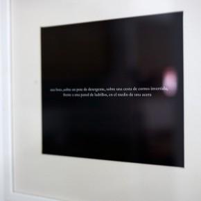 Vista en sala | Julian Higuerey |Una bota sobre un pote de detergente |2010 | Fotografía | 8 x 10'