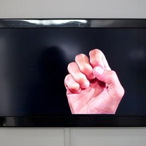 Vista en sala| Daniel González | El Hombre como fin| 1968 | EASTMAN COLOR, 35 MM -5251 (original) | Transferencia digital, 2014 | 8'13''