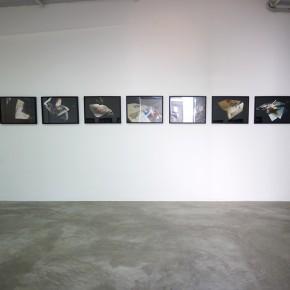 Vista en sala | Serie: Lecturas difíciles | 2009-2010 | Fotografía digital s/papel fotográfico Kodak Endura | 60 x 42 cm c/u