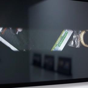 Vista en sala |Convivencia| Serie Lecturas difíciles | 2009-2010 | Fotografía digital s/papel fotográfico Kodak Endura | 60 x 42 cm