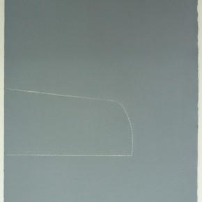 Piezas de archivo 13/14.4 I | 2014 | Dibujo costura / monotipo | 38 x 28 cm