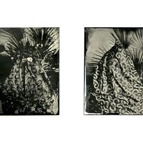 De la Serie Improntas | 2013 | Fotografía al collodión húmedo impresa en papel de algodón