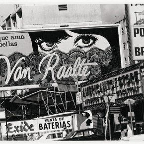 Paolo Gasparini | El habitat de los hombres..., Caracas, Bello Monte| 1968 | Fotografía en blanco y negro | 15 x 25 cm