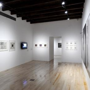 Anna Bella Geiger | Vista de exposición en Museo Amparo | Fotografía: Carlos Varillas
