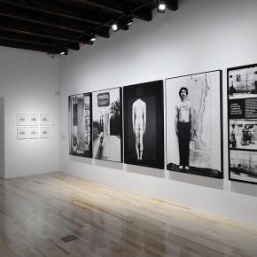 Elías Adasme | Vista de exposición en Museo Amparo | Fotografía: Carlos Varillas