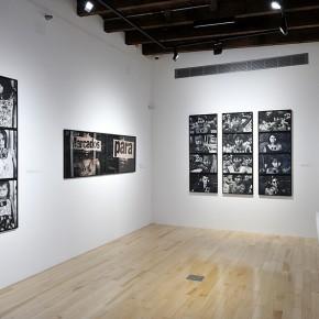 Claudia Andujar | Vista de exposición en Museo Amparo | Fotografía: Carlos Varillas