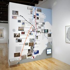 Jorge Macchi | Vista de exposición en Museo Amparo | Fotografía: Carlos Varillas