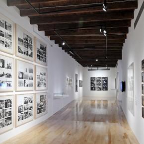 Carlos Ginzburg (Izq.) | Jonathan Hernández (Der.) | Vista de exposición en Museo Amparo | Fotografía: Carlos Varillas