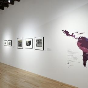 Leonor Vicuña | Vista de exposición en Museo Amparo | Fotografía: Carlos Varillas