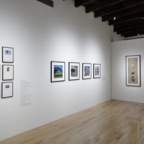 Francis Alÿs (Izq.) | Marcos López (Centr.) | Miguel Rio Branco (Der.) | Vista de exposición en Museo Amparo | Fotografía: Carlos Varillas