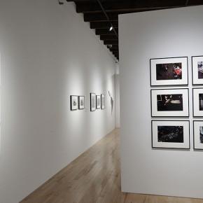 Miguel Rio Branco | Vista de exposición en Museo Amparo | Fotografía: Carlos Varillas