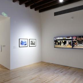 Pablo Ortiz Monasterio (Izq.) | Claudia Joskowicz (Der.) | Vista de exposición en Museo Amparo | Fotografía: Carlos Varillas