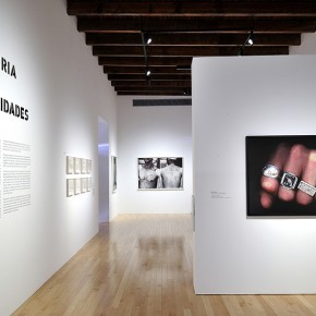 Vista de exposición en Museo Amparo | Fotografía: Carlos Varillas
