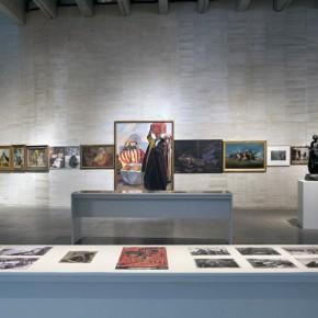 Vista de sala. Imagen cortesía de MUSAC