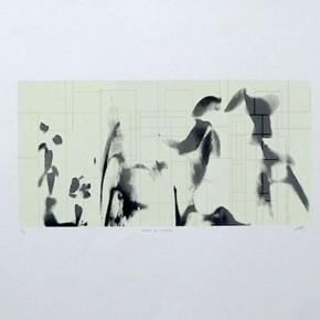 Luis Romero | Plantas de Interior | 2008 | Serigrafia | 50,5 x 65,5 cm