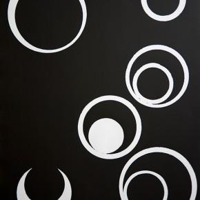 Obertura III| 2013|Monotipo sobre papel|Luis Romero