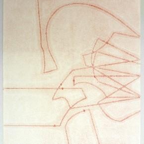 Leonardo Nieves | Estructuras 23/14.14 | 2014 | Monotipo | 56 x 38 cm