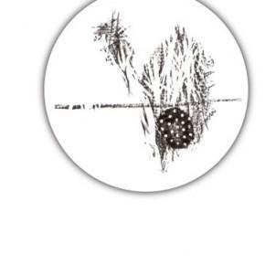 Leonardo Nieves | Dibujos copiográficos: Germinador | Técnica Frottage | 2007