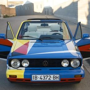 Vista frontal del Cabrio MK1